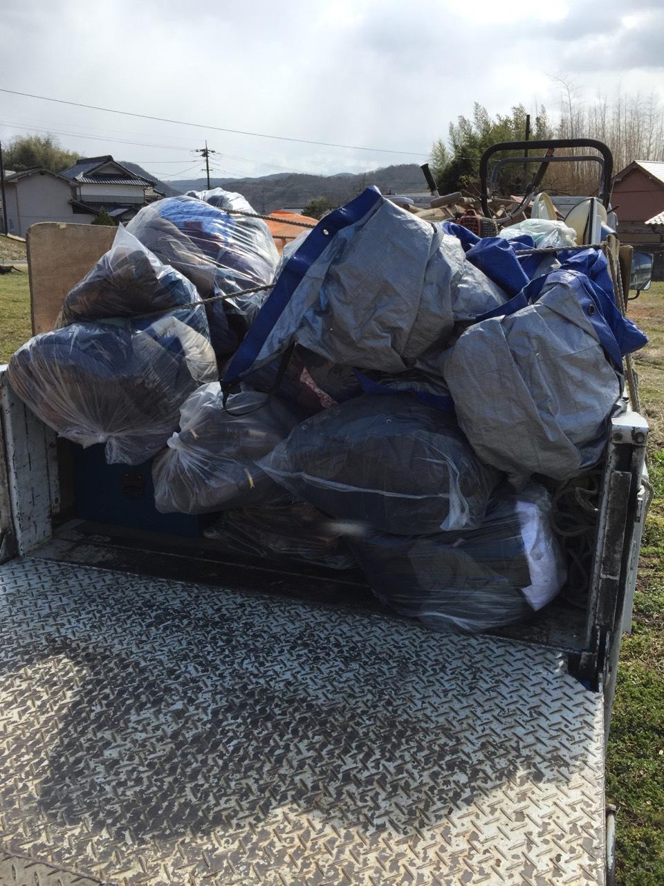 粗大ゴミ回収