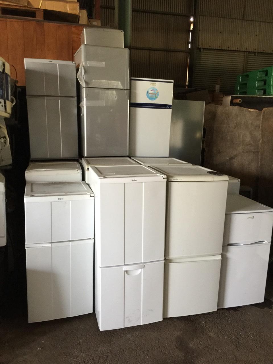冷蔵庫回収・処分