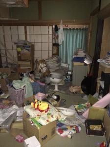 ゴミ屋敷 掃除