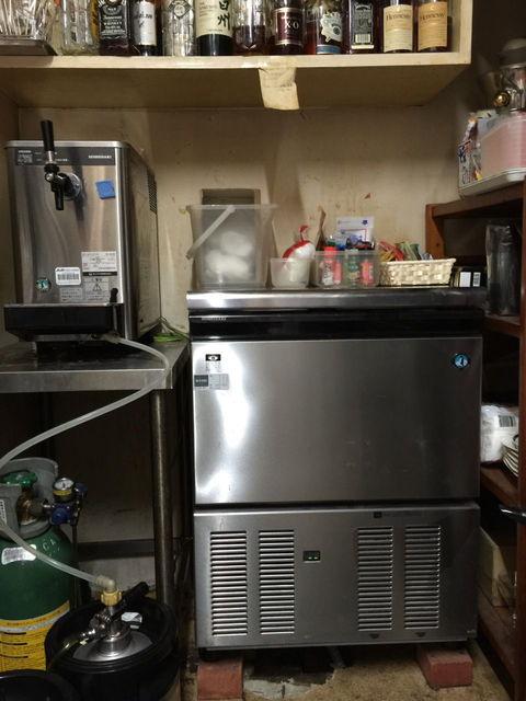 厨房機器の回収